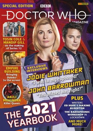 DR. WHO SPECIAL N.56
