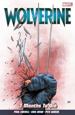 WOLVERINE VOL.2 3 MONTHS TO DIE