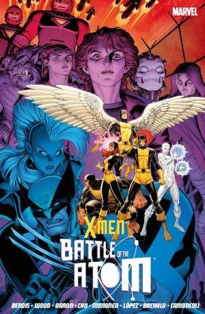 X-MEN BATTLE OF THE ATOM N.11
