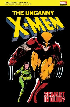 X-MEN SCARLET IN GLORY PB