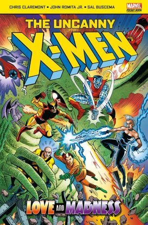 X-MEN - LOVE AND MADNESS