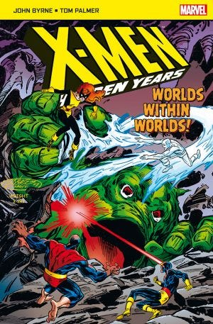 X-MEN - WORLDS WITHIN WORLDS