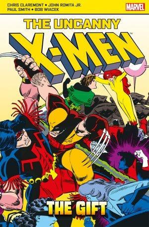 UNCANNY X-MEN N.14