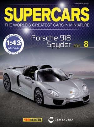 SUPER CARS 2018 N.8