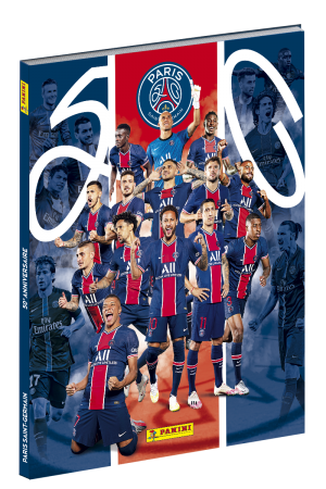 PSG 50 Anniversary Hardcover Album