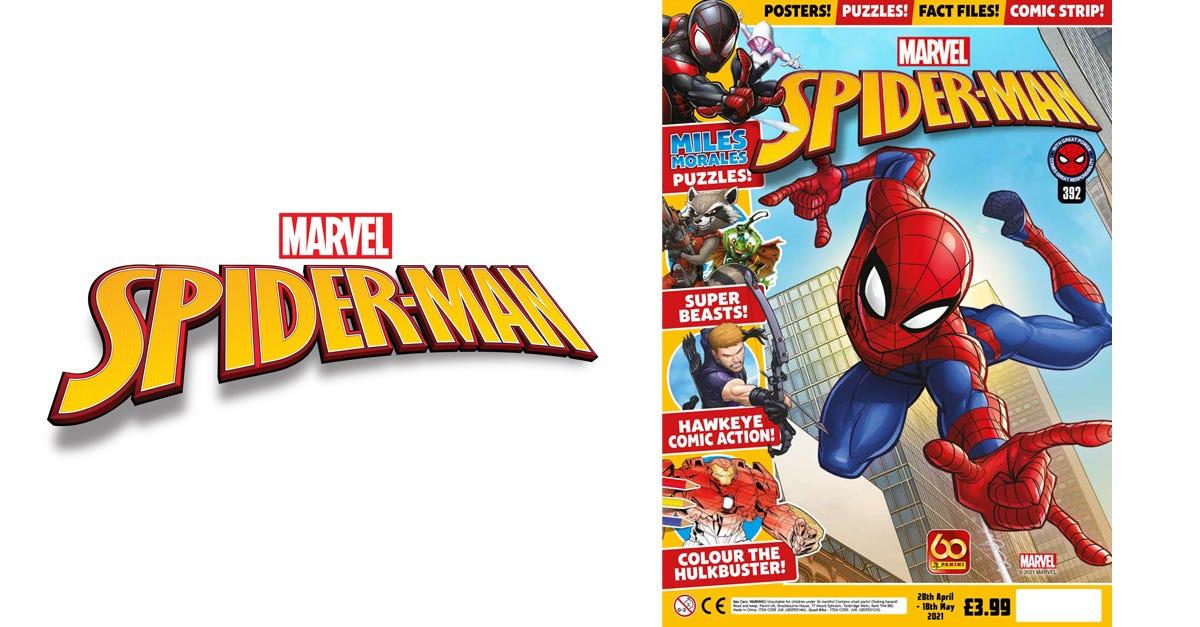 Spider-Man Magazine 392