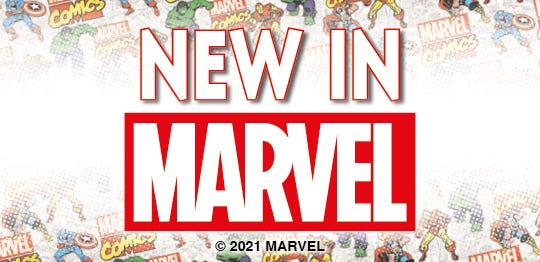 New in Marvel