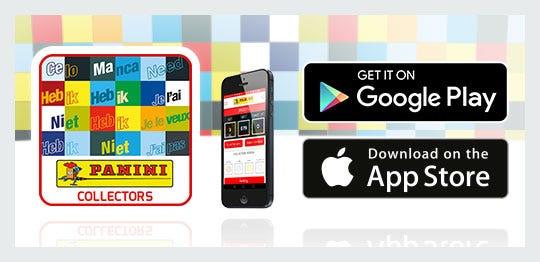 Panini Collectors App